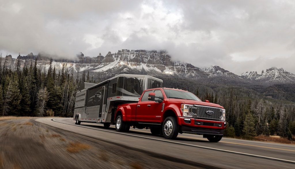 2020 F-Series Super Duty