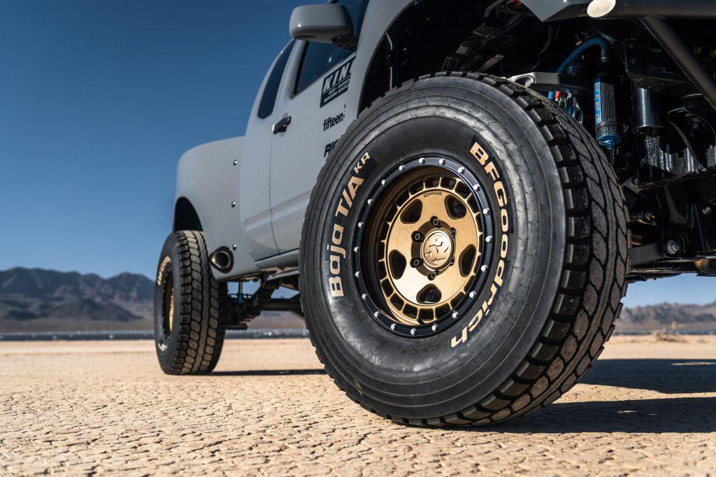 Nissan Frontier Desert Runner SEMA Custom