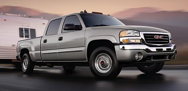 GM Quadrasteer Pickup Trucks | GM-00