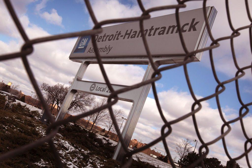 GM Hamtramck Assembly Plant