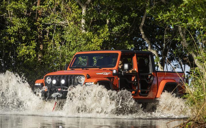 2020 Jeep Wrangler Three O Five Edition