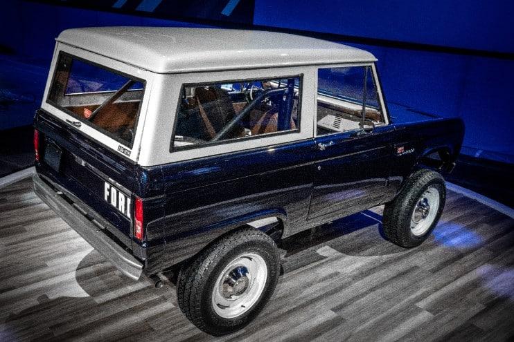 Jay Leno 1968 Ford Bronco SEMA | Ford-00