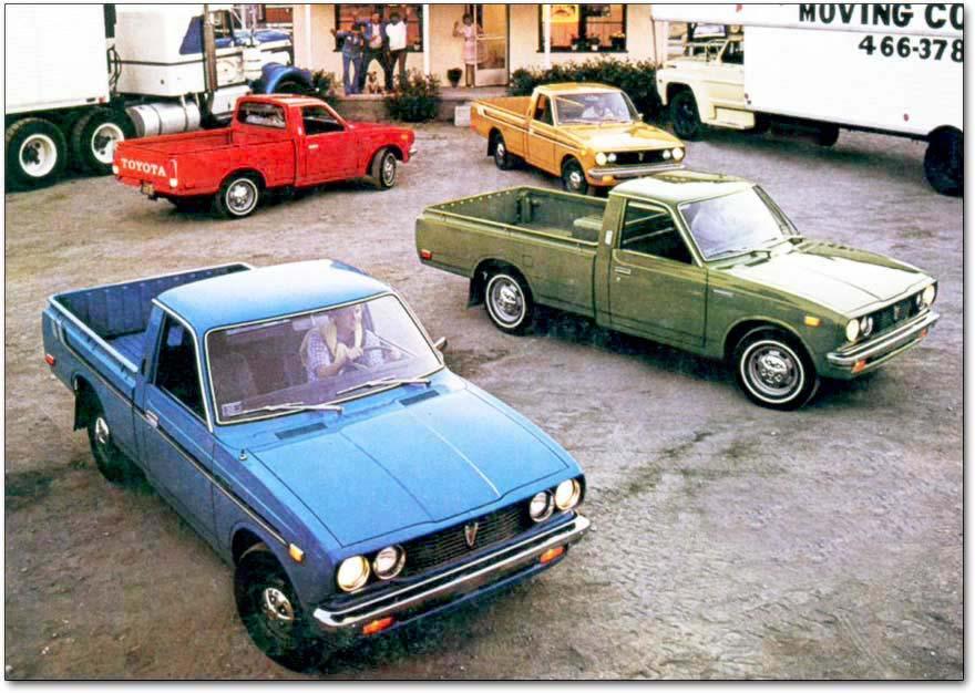 Toyota Mini Truck >> Pickups Are Too Expensive Bring Back Mini Trucks