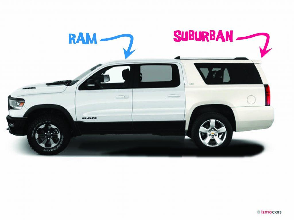 Ram Suburban