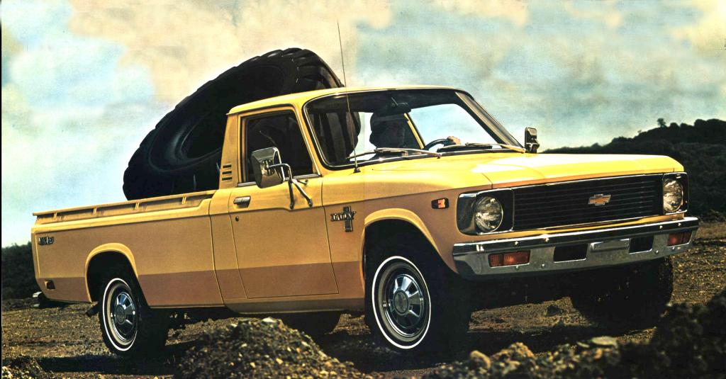 Chevy Luv mini-truck | GM