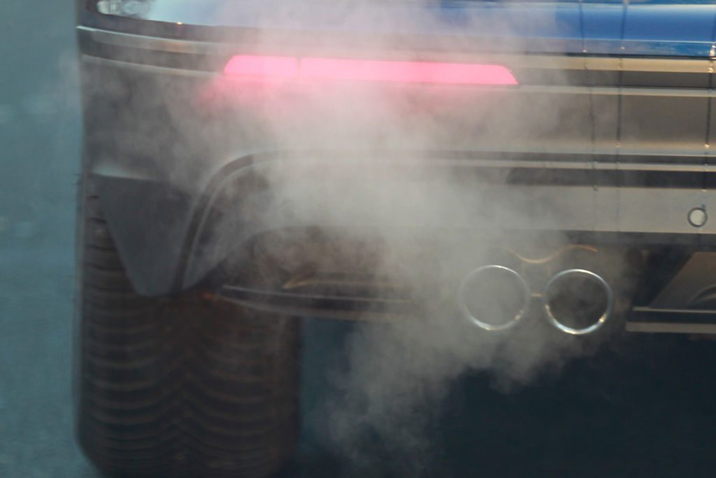 Tailpipe Emissions | Getty