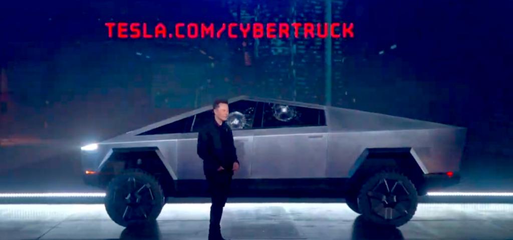 Tesla Cybertruck Premiere
