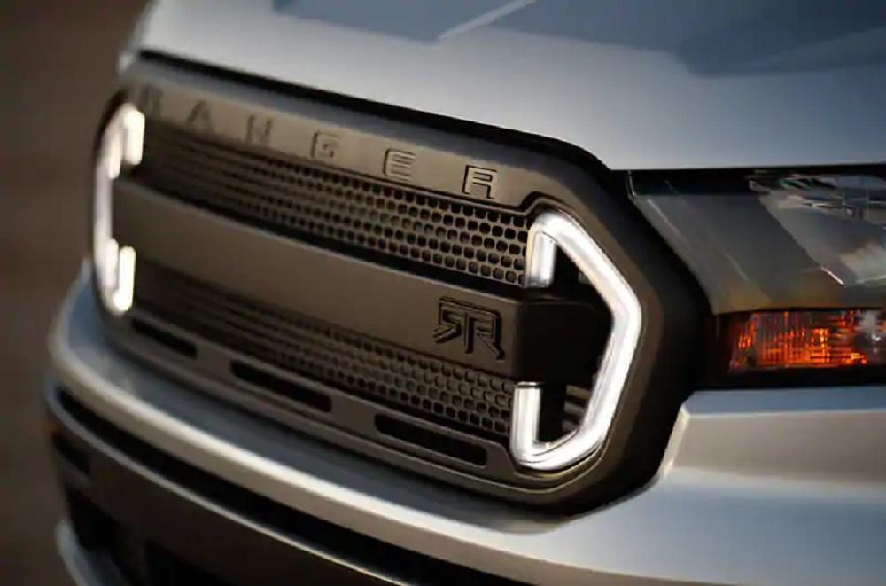 2020 Ford Ranger RTR grille