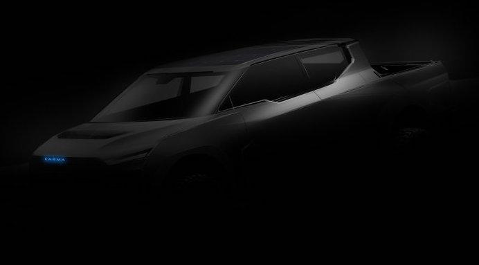 Karma Automotive EV Pickup Concept | Karma
