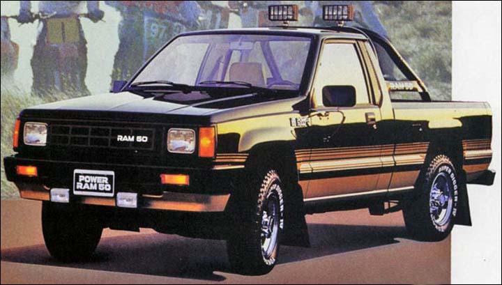 Ram 50 mini-truck
