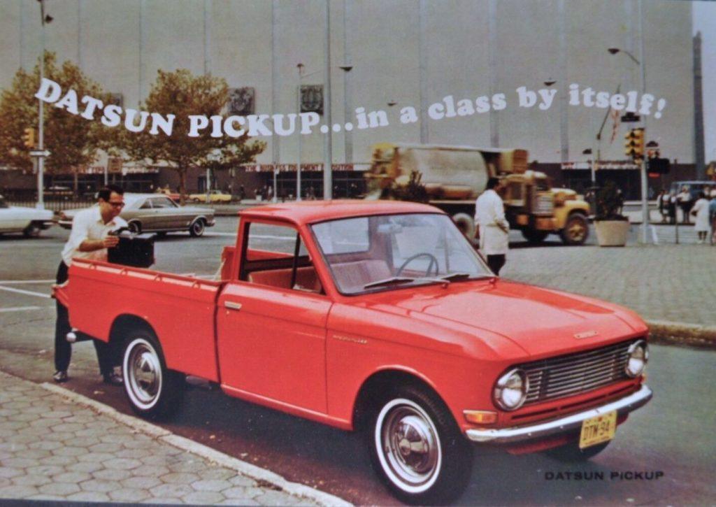 Datsun mini-truck | Nissan