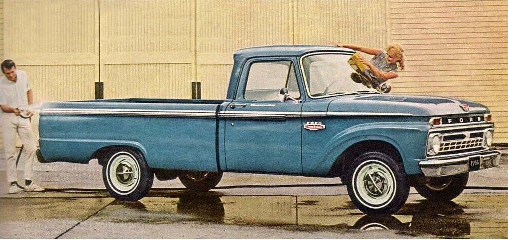 1966 Ford F-100 | Ford