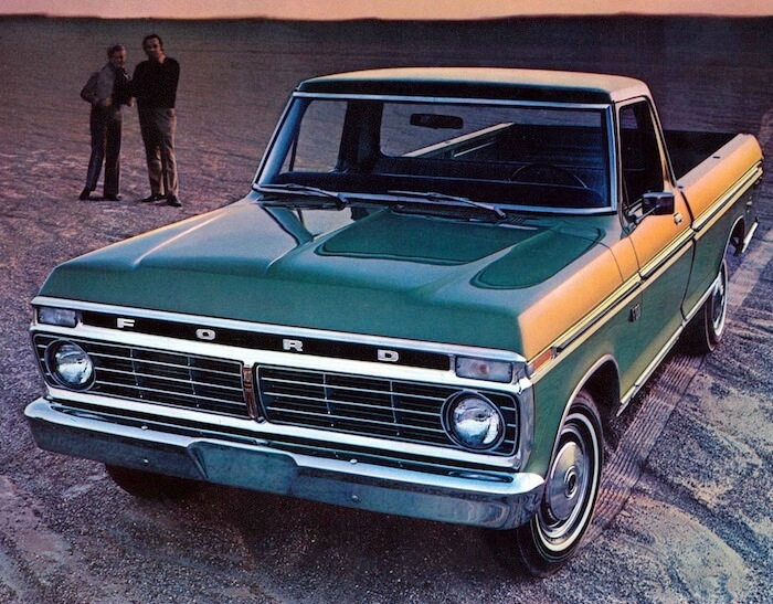1973 Ford F-100 | Ford