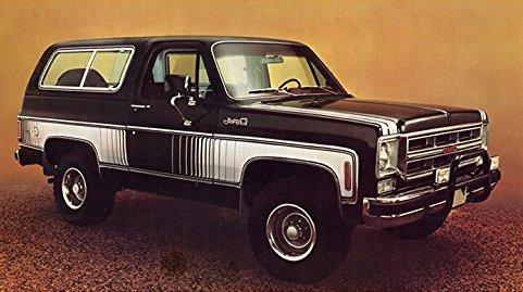 1976 GMC Jimmy | GM