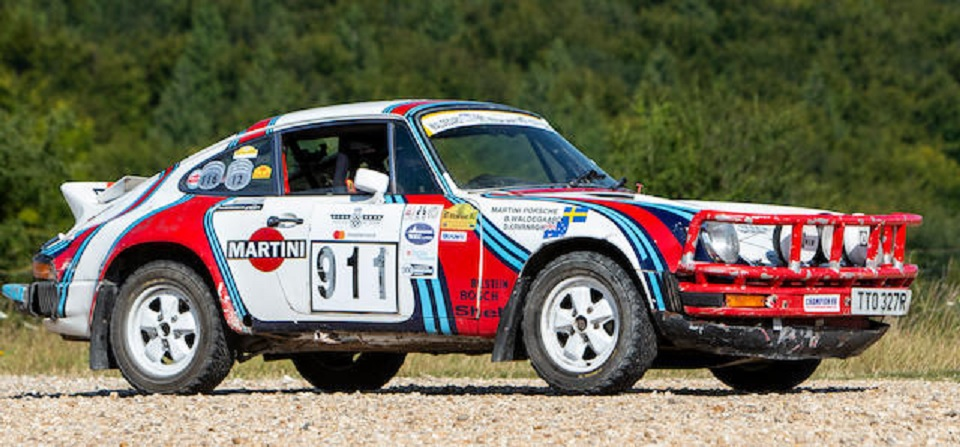 1976 Porsche 911 3.0-Liter Rally