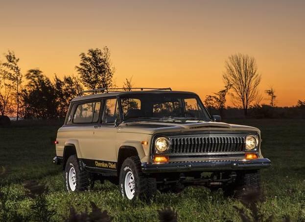 1978 Jeep SJ Cherokee | FCA
