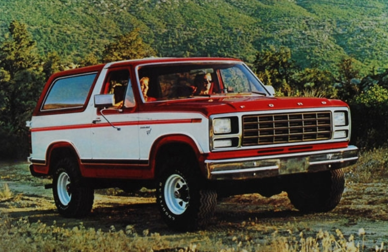 1980 Ford Bronco | Ford