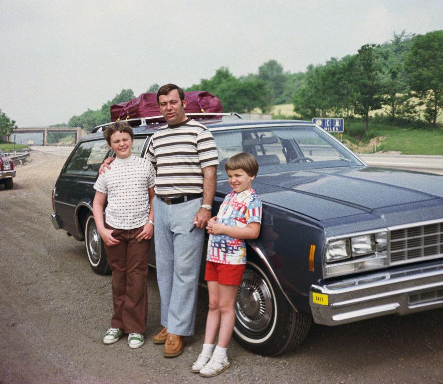 1980s station wagon