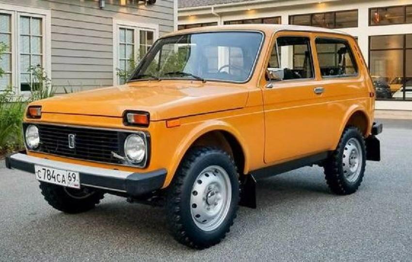 1983 Lada Niva
