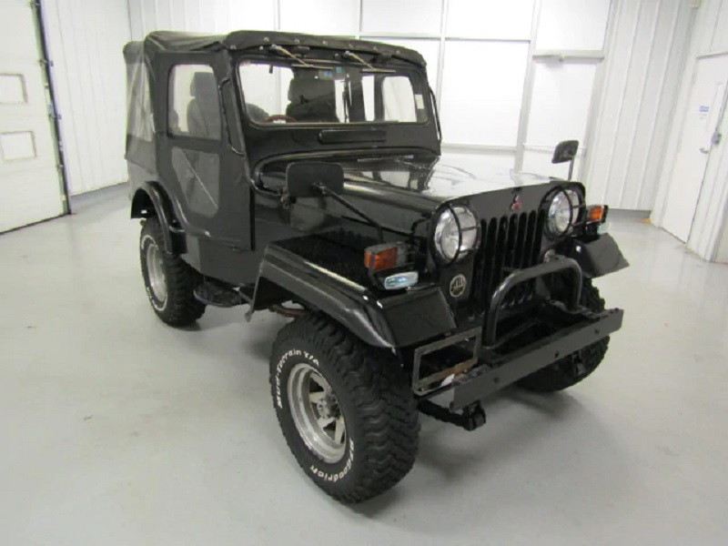 1985 Mitsubishi Jeep