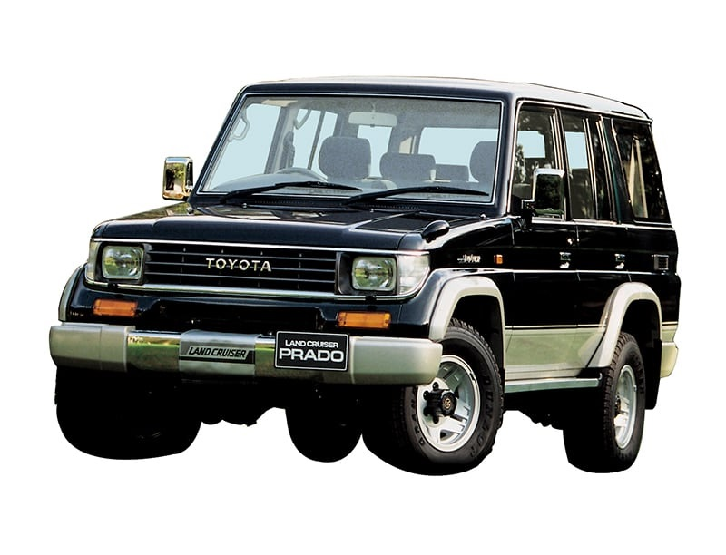 1990 Toyota Land Cruiser Prado 70-Series
