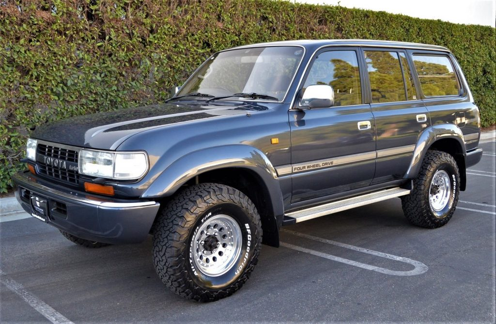 What's the Best Year for the Toyota Land Cruiser?
