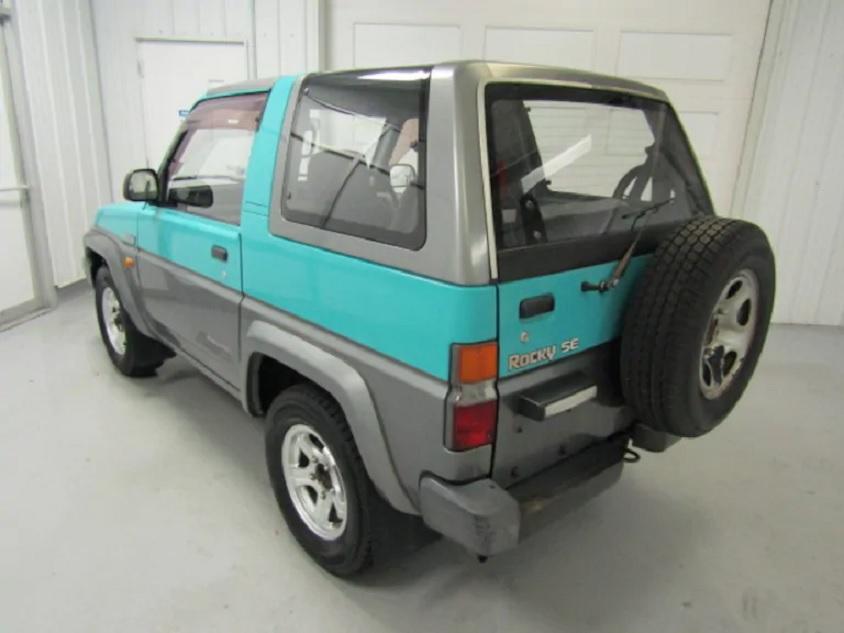 1991 Daihatsu Rocky SE
