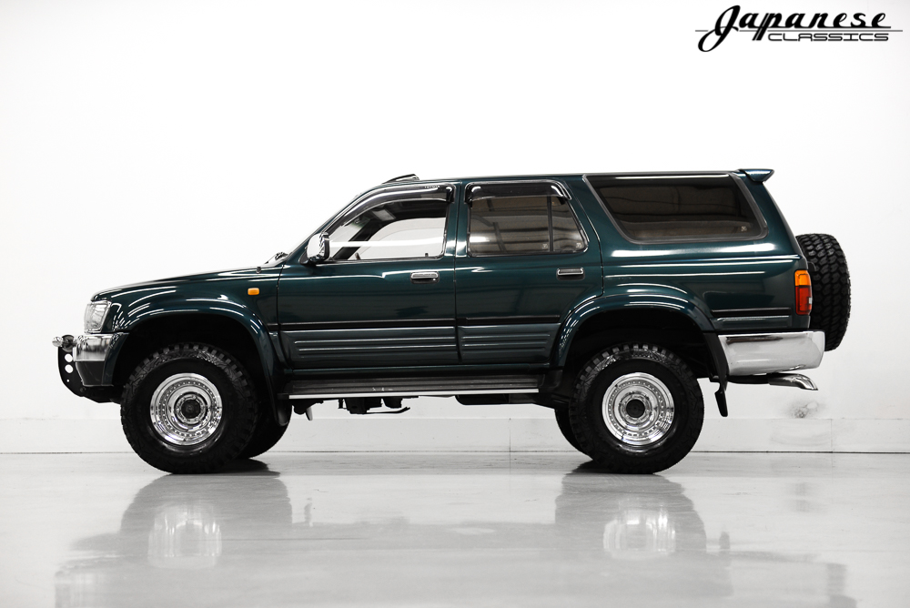 1993 Toyota Hilux SSR-X diesel