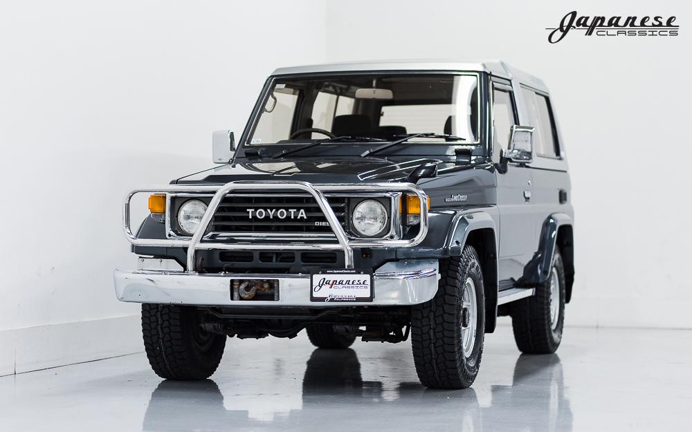 1994 Toyota Land Cruiser 70-Series diesel