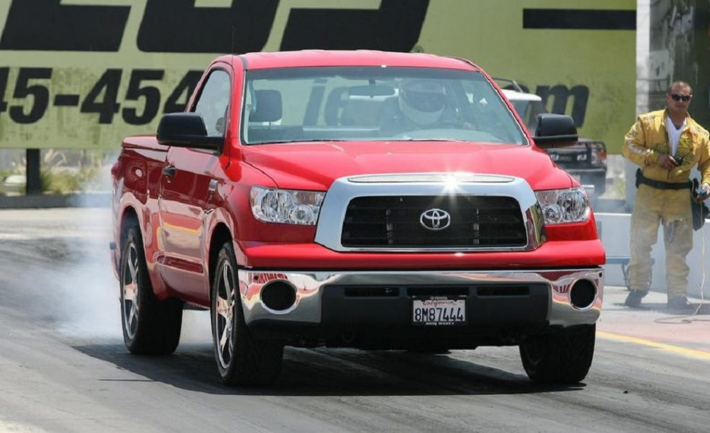 2009 Toyota Tundra TRD Supercharged