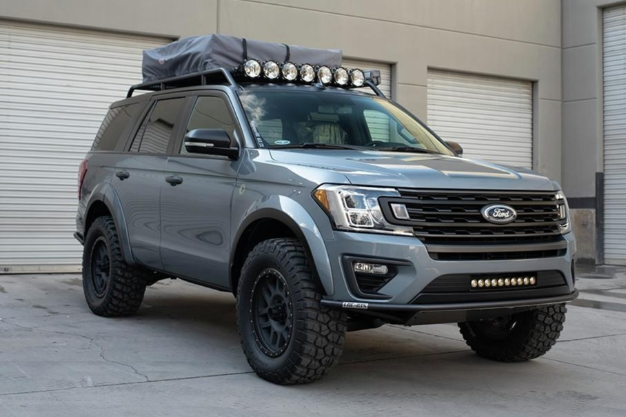 2018 LGE-CTS Motorsports SEMA Ford Expedition
