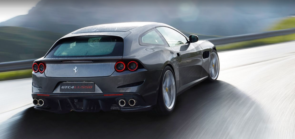 2019 Ferrari GTC4 Lusso | Ferrari