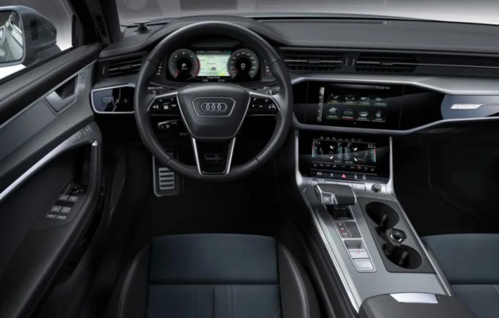 2020 A4 Avant Audi | Audi-01