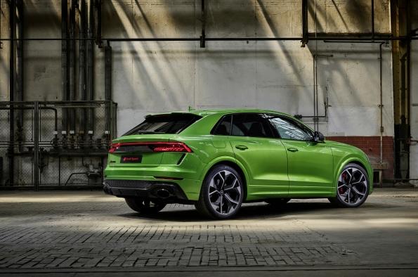 2020 Audi RS Q8 SUV | Audi-0
