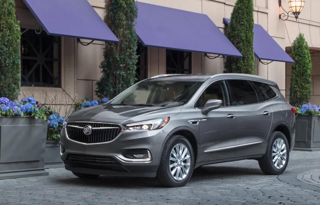 2020 Buick Enclave | GM