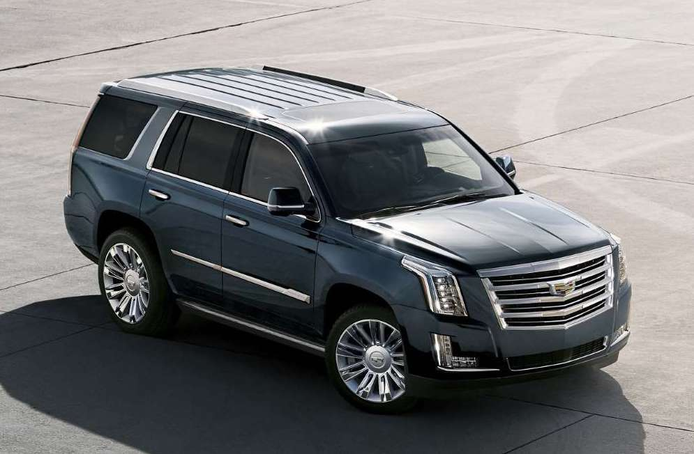 2020 Cadillac Escalade ESV Platinum 4WD | GM