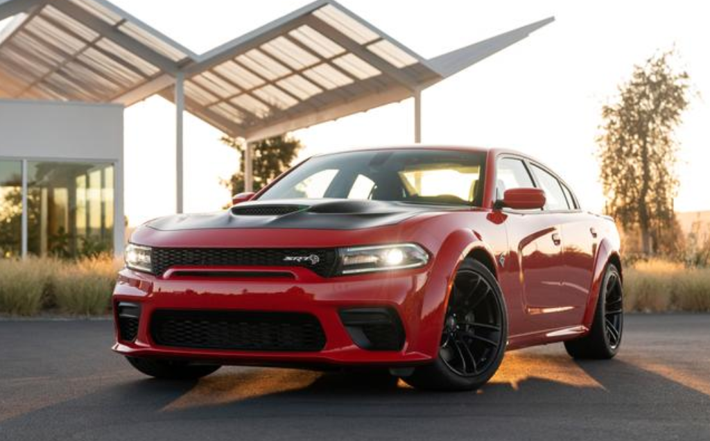 2020 Dodge Charger SRT Hellcat Widebody Daytona 50th Anniversary Edition | FCA-0