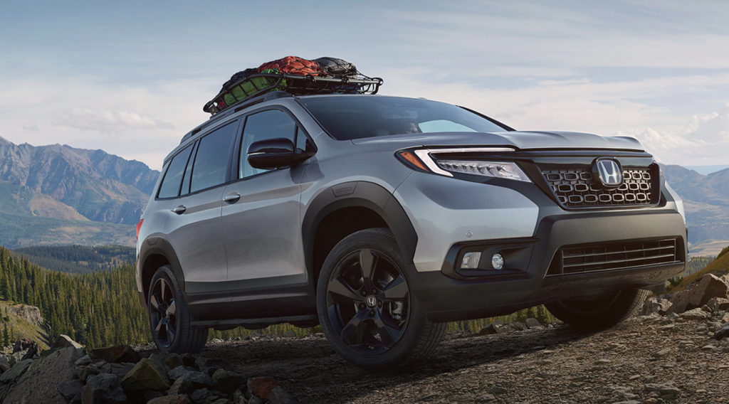 2020 Honda Passport | Honda-02