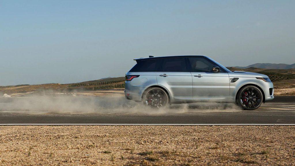 2020 Land Rover Range Rover Sport P400 HST mild hybrid