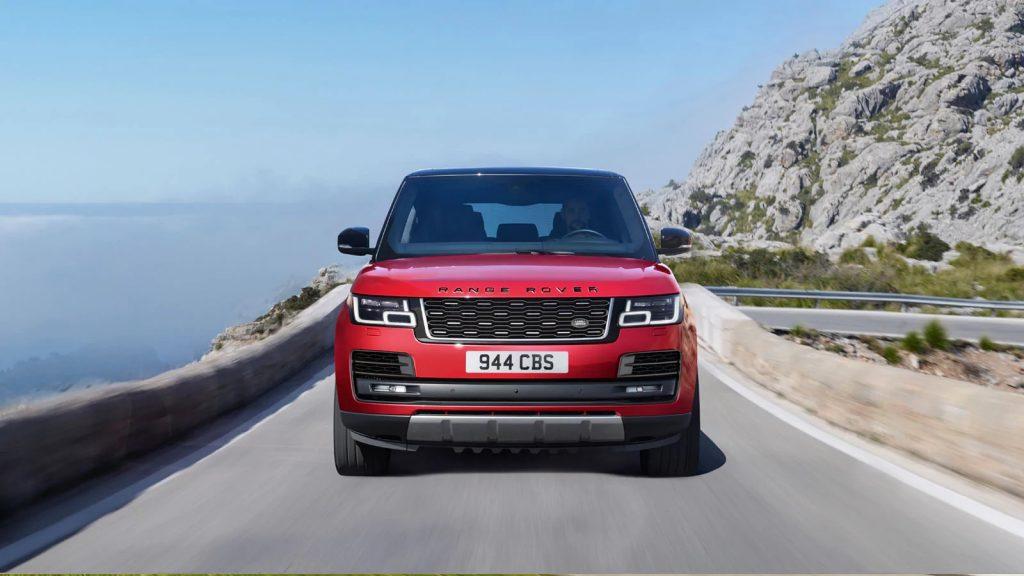 2020 Land Rover Range Rover exterior