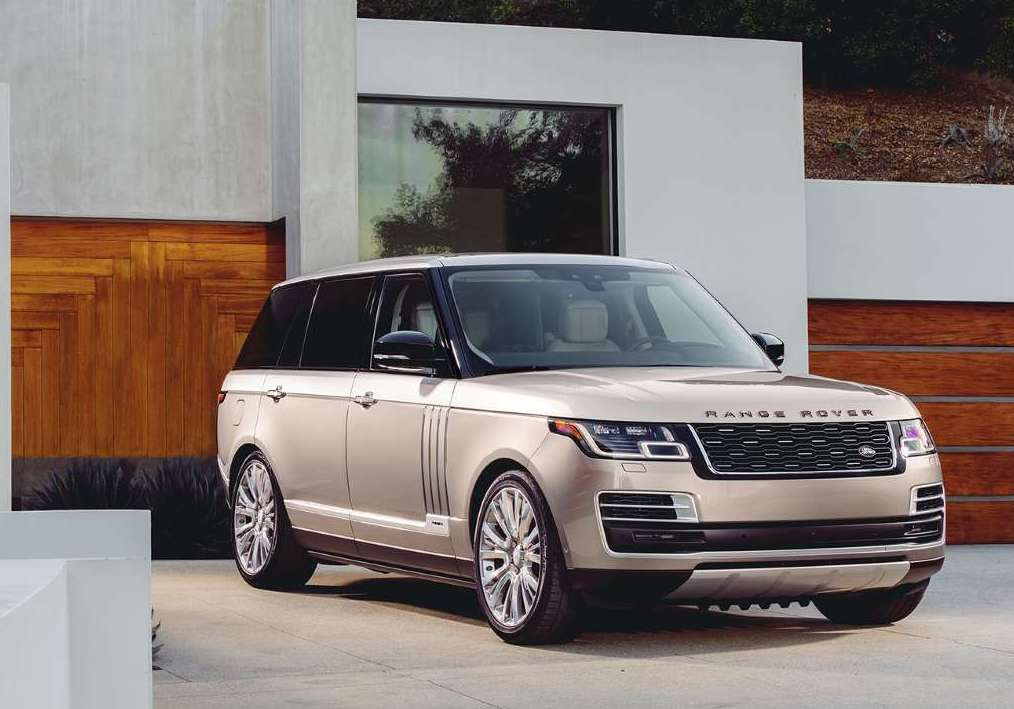 2020 Land Rover SVAutobiography | Land Rover