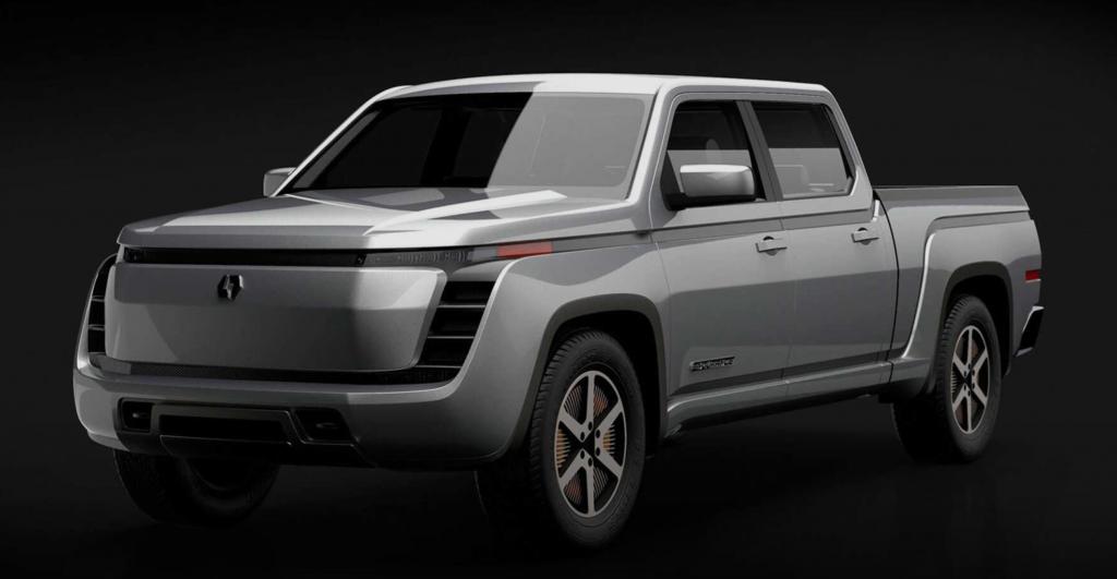 2020 Lordstown Endurance EV pickup truck | Lordstown