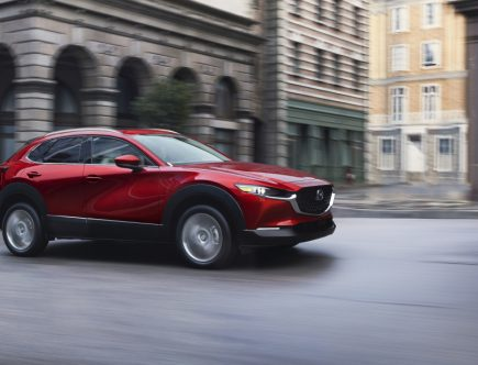 Want A Cheap New Macan? Buy This CX-30 Mazda