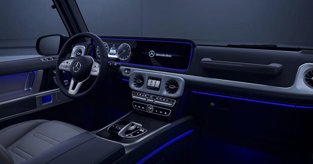 2020 Mercedes G-Class | Mercedes-0