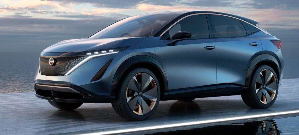 2020 Nissan Ariya | Nissan-0