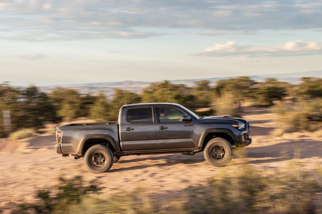 Is Tacoma Trd Pro Or Jeep Gladiator The Best Off Roading Truck