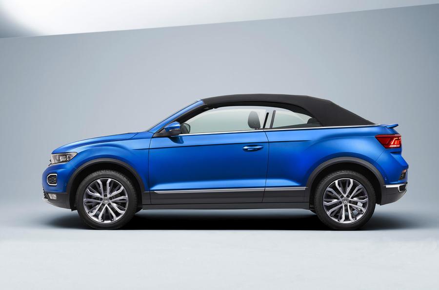 2020 Volkswagen T-Roc Convertible   VW-001