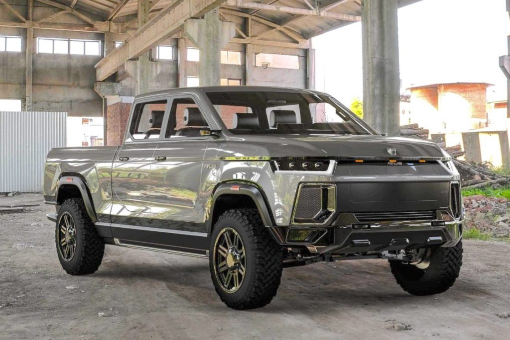 2021 Atlis EV Pickup | Atlis