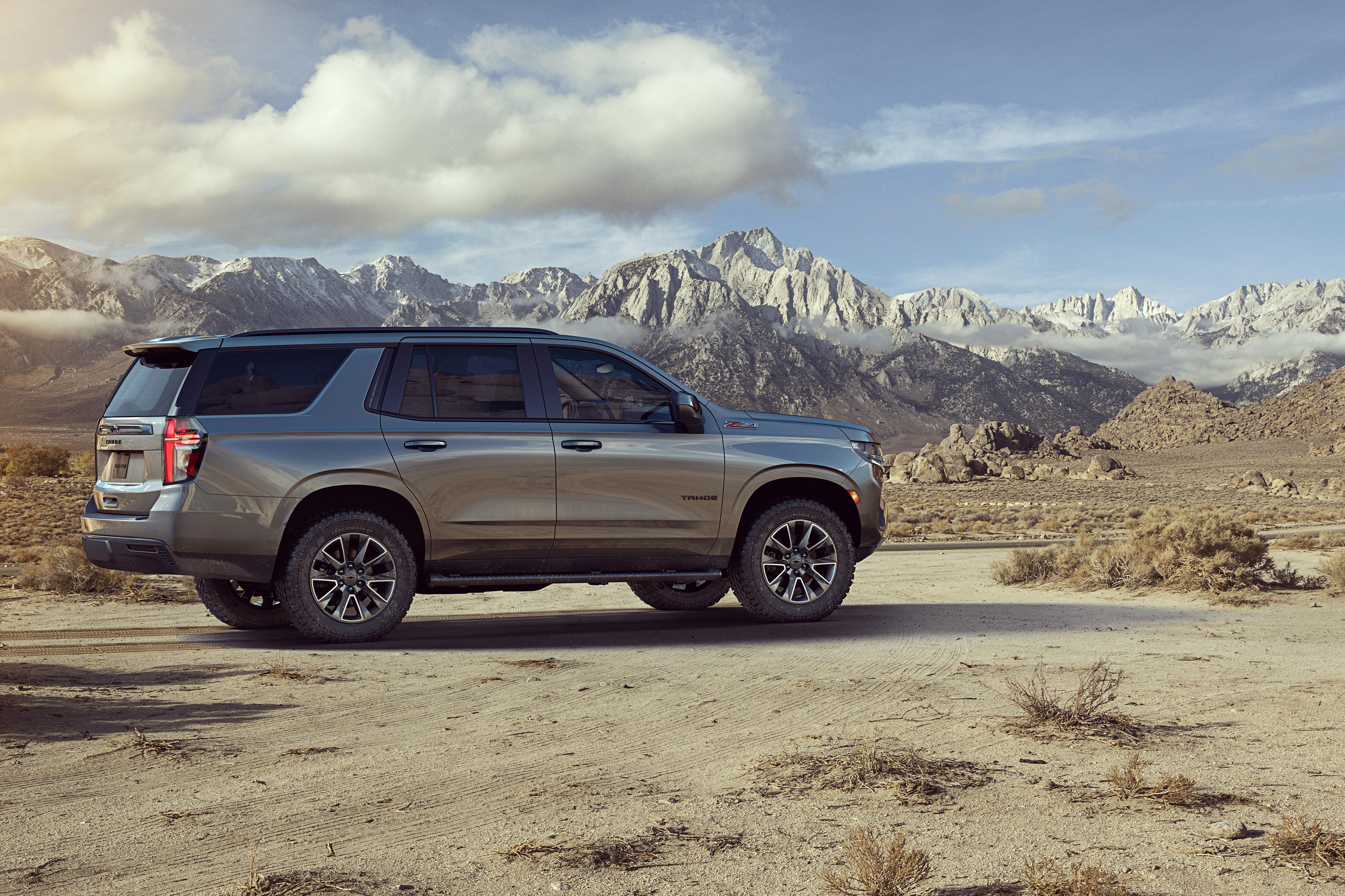 27+ 2020 Chevrolet Tahoe Ls Standard Features