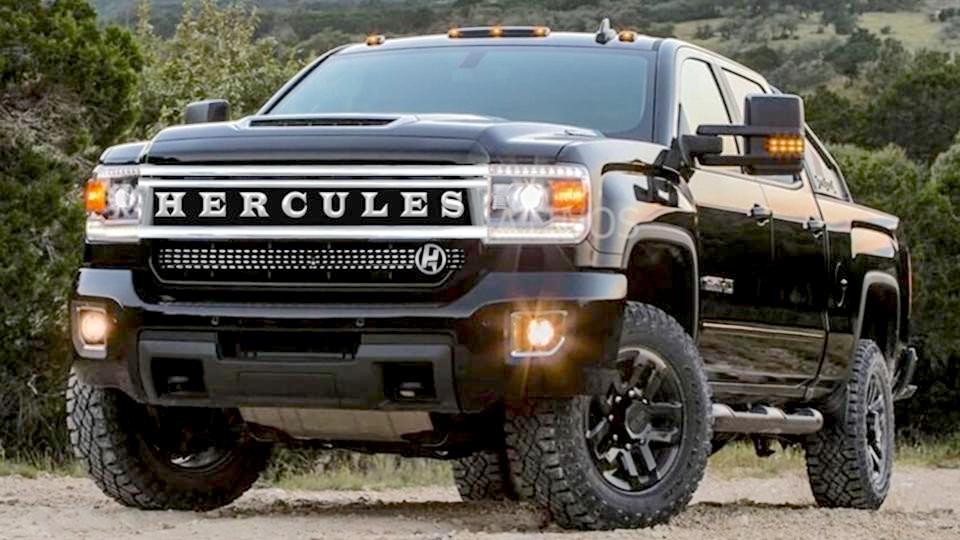 2022 Hercules EV Pickup | Hercules